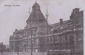 TOURNAI , Belgium , 00-10s ; La Gare