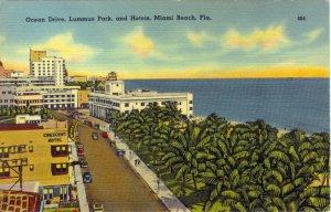 [ Linen ] US Florida Miami - Ocean Drive