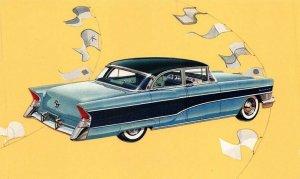 1956 Clipper Custom 4-Door Postcard
