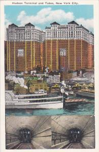 Hudson Terminal and Tubes, NEW YORK CITY, New York, 10-20s
