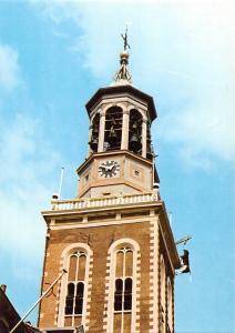 Netherlands Kampen Nieuwe Toren Clock Tower