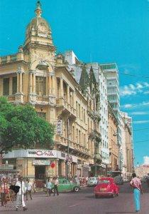 Chile Street Brazil Salvador Postcard