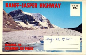 Folder - Banff-Jasper Hwy, Columbia Ice Fields, Canada  18 views