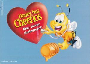 Advertising General Mills Honey Nut Cheerios 2006