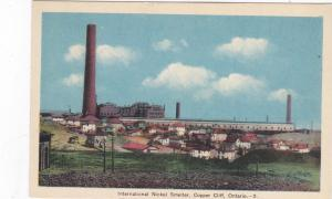 COPPER CLIFF , Ontario, Canada, 10-20s ; International Nickel Smelter