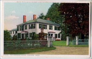 Emerson House, Concord MA