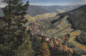 SCHRAMBERG BADEN WURTTEMBERG GERMANY-TOTALSICHT 1926 PHOTO POSTCARD