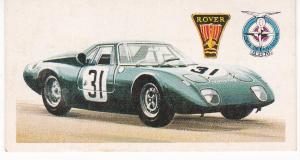 Trade Card Brooke Bond History of the Motor Car No 47