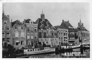 Netherlands Maassluis Stadhuiskade 1955