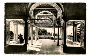 Tunisia - Tunis. The Belvedere, The Kouba.   *RPPC