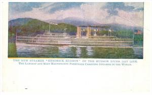 19981   Steamer  Hendrick Hudson  Hudson River Dayliner