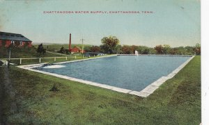 CHATTANOOGA, Tennessee, 00-10s; Water Supply