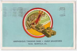 Amphibious Training Base - Camp Bradford, Norfolk VA