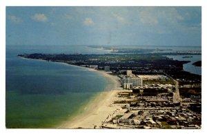 FL - Sarasota. Crescent Beach & Resort on Siesta Key