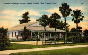 Florida Eustis Tourist Recreation Center 1959