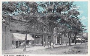 JOHNSTON , South Carolina , 00-10s; Main Street