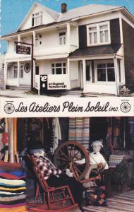 Les Ateliers Plein Soleil Inc.,  Mont-Joli,  Quebec,  Canada,  PU_40-60s