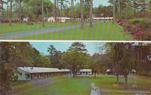 South Carolina Ridgeland Forest Motel 1966
