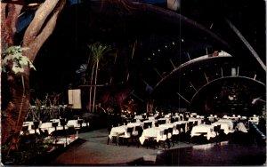 Tropicana Night Club Crystal Arc Havana Cuba postcard