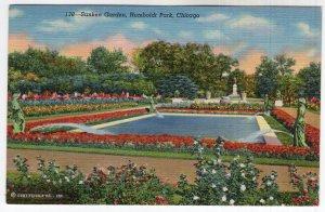 Chicago, Sunken Garden, Humboldt Park