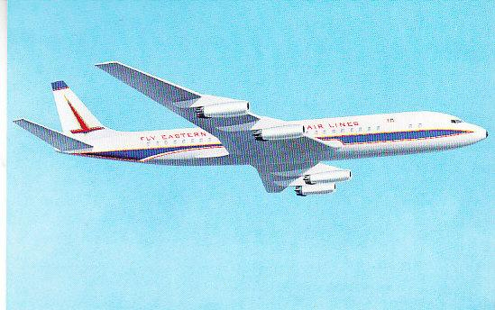 Eastern Airlines DC-8 Jet