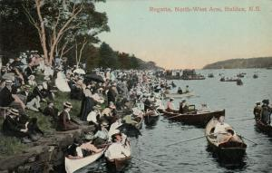 HALIFAX , Nova Scotia , 00-10s ; Regatta , North-West Arm