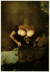 CPM F1694, JAN SAUDEK, SAUDEK. LOVE, LIFE & OTHER SUCH TRIFLES 1991 (d1339)