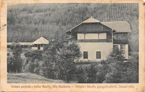 B35014 Toplita  harghita  Bailor Banffy Vila Desideriu Marosheviz romania