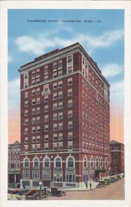 Mississippi Vicksburg The Vicksburg Hotel