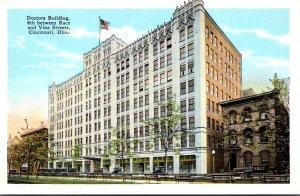 Ohio Cincinnati Doctor's building