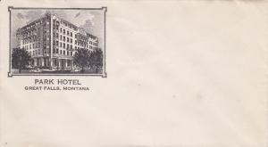 GREAT FALLS, Montana, 1900-1910's; Park Hotel