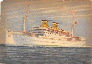 Marco Polo Adriatica Ship Unused