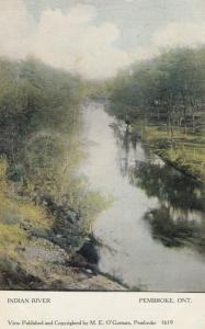 PEMBROKE, Ontario, Canada, PU-1905; Indian River