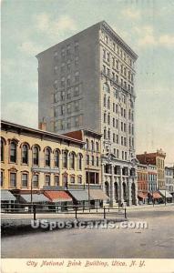 City National Bank Building Utica NY 1909
