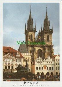 Czech Republic Postcard - Praha - Staromestske Namesti    RRR1251