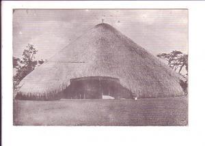 Tomba, Kasubi, Uganda, B&W