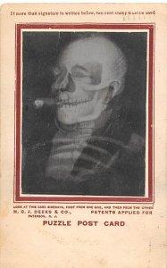 Puzzle Card Puzzle 1906