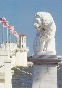Florida St Augustine The Bridge Of Lions