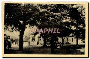 Old Postcard Lazne Tousen