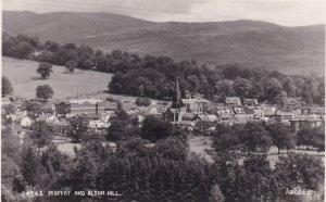 RP; DUMFRIESSHIRE, Scotland, 1910s; Moffat And Alton Hill