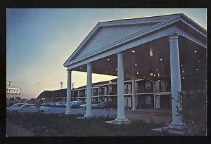 Nice West Memphis, Arkansas/AR Postcard, The Ramada Inn, Interstate 55 & 40