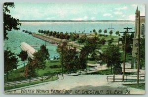 Erie Pennsylvania~Waterworks Park~Foot of Chestnut Street~Folk Relax @ Water~'10