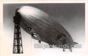 US Navy Zeppelin Postcard Post Card US Navy Zeppelin