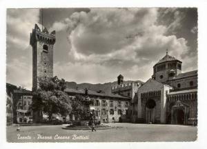 RP  Trento - Piazza Cesare Battisti, Italy, PU-1955