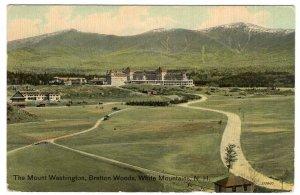 The Mount Washington, Bretton Woods, White Mountains, N.H.