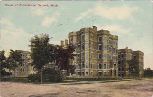 House of Providence, DETROIT, Michigan, PU-1910