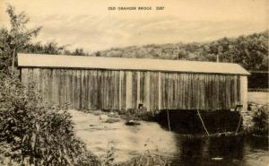 VT - Old Granger Bridge