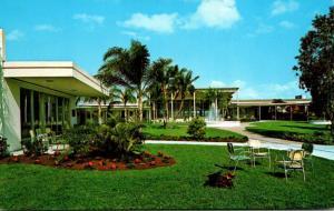 Florida St Petersburg Sunny Shores Villas 1967