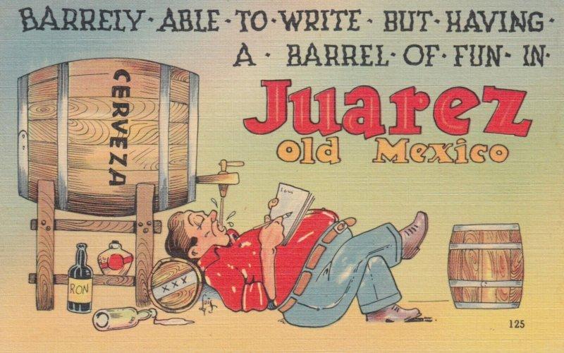 JUAREZ , Mexico , 1930-40s