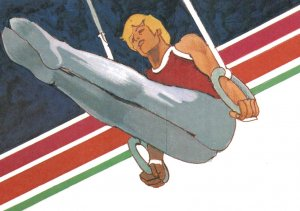 Olympics Men's Gymnastics BIN